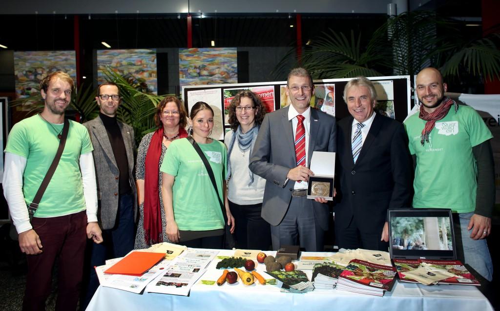 Umweltschutzpreis 2014